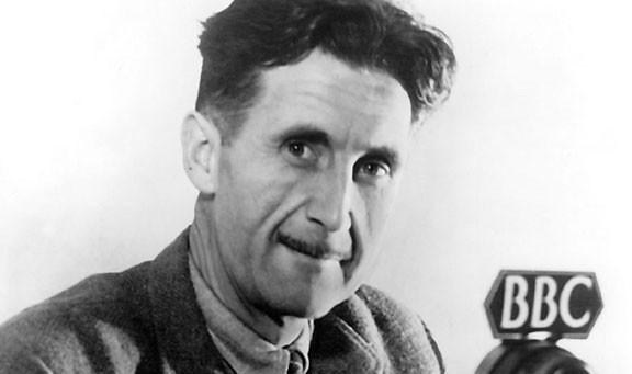 George Orwell, autor d'
