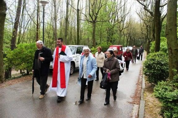 Tradició i devoció a l'Aplec de Sant Pere Màrtir