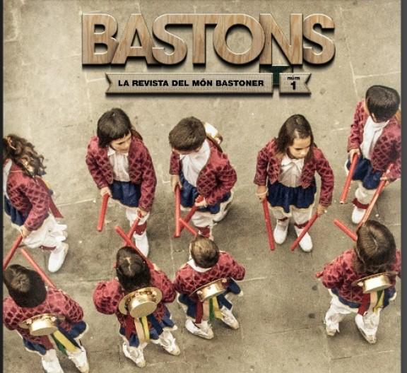 Neix la revista digital «Bastons»