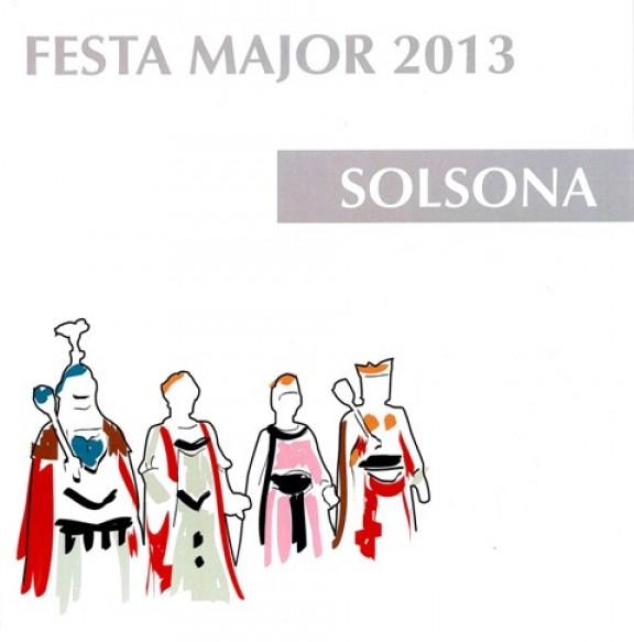 Els gegants, eix del programa de la Festa Major de Solsona