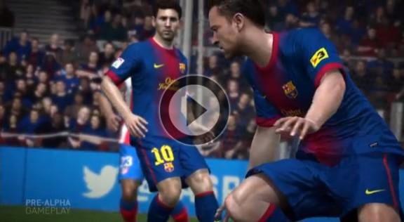 Vídeo del nou FIFA
