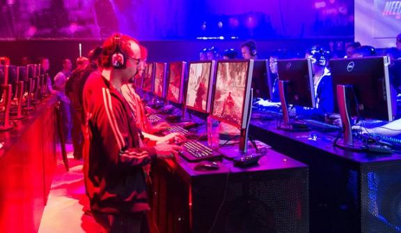 Provant el nou Battlefield 4 a la fira E3 d'enguany