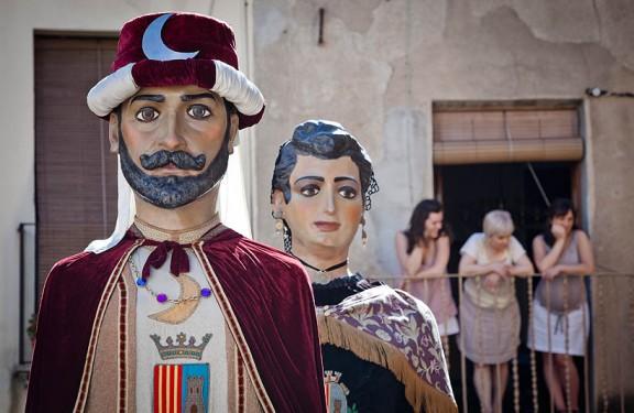 La cultura popular a la Festa major de Torelló, en fotos