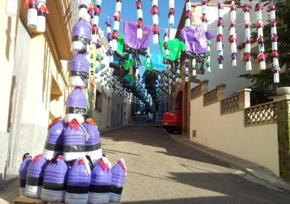 Els castells ompliran tres dies els carrers d'Ullastrell
