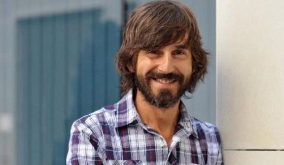 L'actor Santi Millán