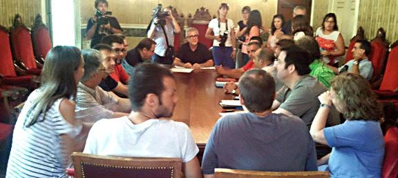 Les diades de Tarragona tindran hospital de campanya