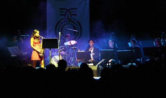 Jazz... amb tenora