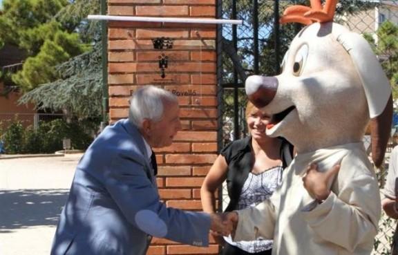 Neix el nou nan Rovelló, en honor a Josep Vallverdú