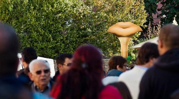 La Festa del Bolet de Seva atrau una nova riuada de visitants