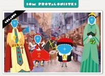 Vés a: Entrar a Sant Jaume amb el Gegant del Pi, o el pes de la tradició