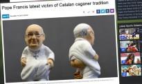 Vés a: Els bisbes i Montserrat es mostren ofesos per la «Moreneta caganera»