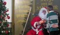 Vés a: El Pare Noël també nota la crisi