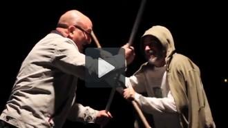 Com s'ha fet «L'assalt a l'Altarriba», la nova representació teatral que amenitzarà el Mercat Medieval de Vic