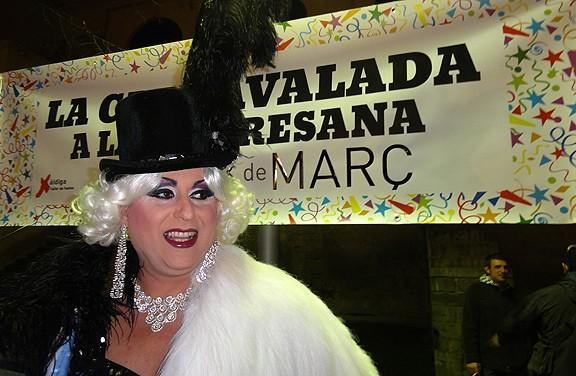 Manresa recupera la rua de Carnaval 28 anys després