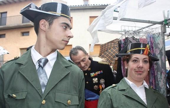 L'Estat prohibeix disfressar-se de Guardia Civil per Carnaval