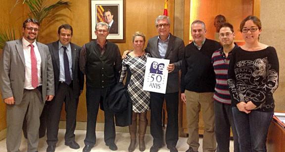 Els Nanos de Tarragona, protagonistes