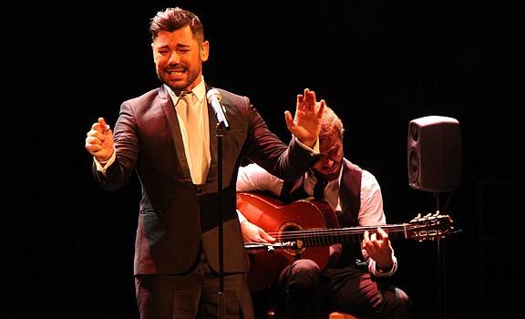 Miguel Poveda, cap de cartell del Flamenco Festival London