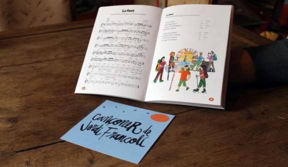 S'edita un cançoner il·lustrat amb música i lletra de Jordi Francolí