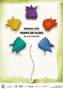 Vés a: Girona Temps de Flors ornamenta 145 espais de la ciutat