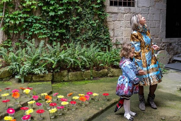 Girona Temps de Flors ornamenta 145 espais de la ciutat