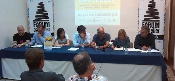 El sobiranisme de les colles, a debat al Fòrum Casteller