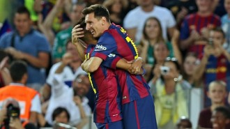 Exhibició majestuosa d'un Barça descomunal (6-0)