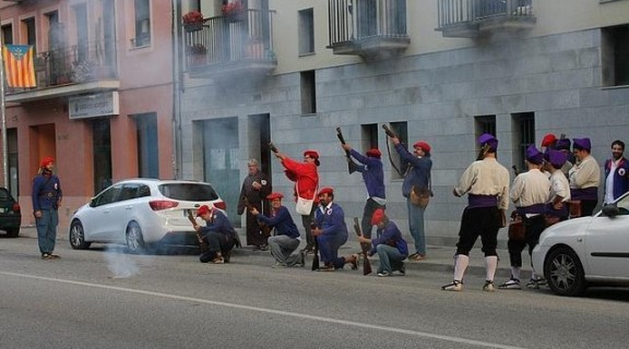 Llanos de Luna multa amb 6.000 euros els Trabucaries de Cardedeu
