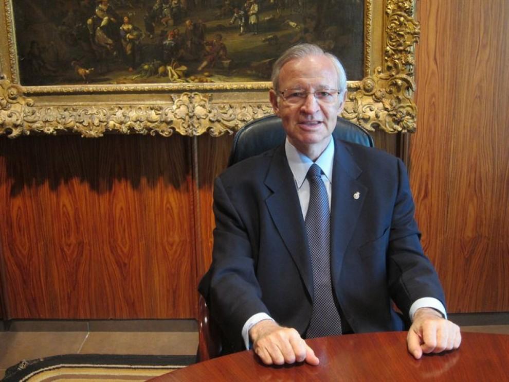 Miquel Valls, en una foto d'arxiu