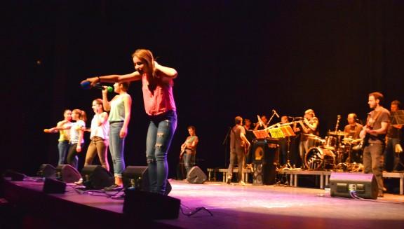 Macedònia i els Lluïsos de Taradell captiven el públic més jove