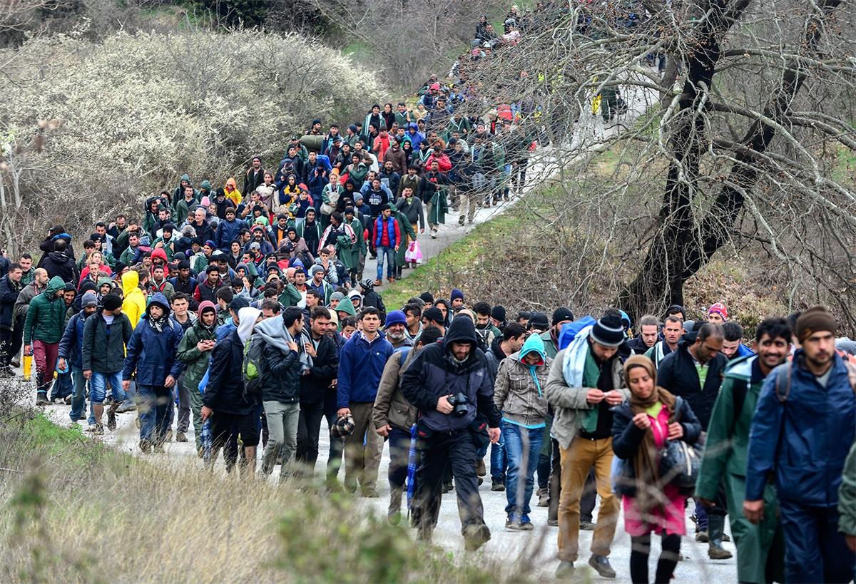 Tarragona acull quatre refugiats sirians procedents de Turquia