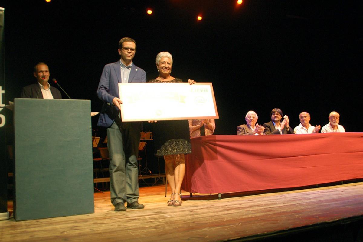 La sallentina Montserrat Altarriba guanya el Certamen Literari de ...