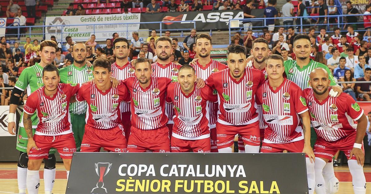 L'Eternam Manresa FS goleja el Salou i esvaeix dubtes (6-0) | NacióManresa
