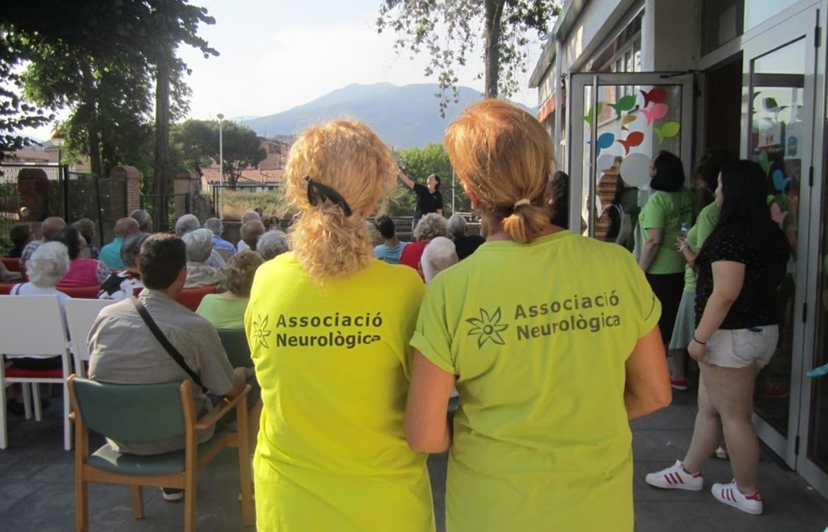 L'Associació Neurològica Baix Montseny organitza les primeres ...