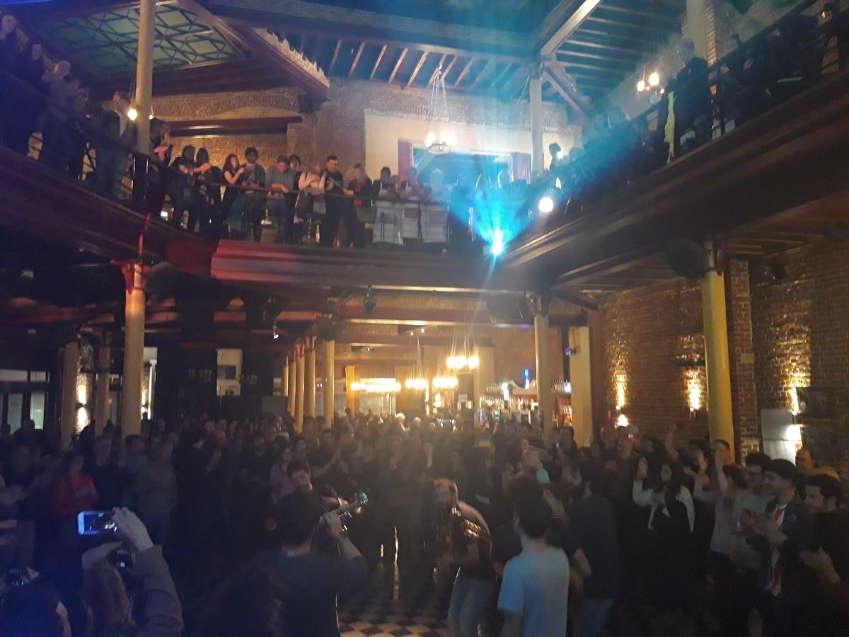 0f9373c1d685 La música catalana trepitja Brussel·les | Enderrock.cat