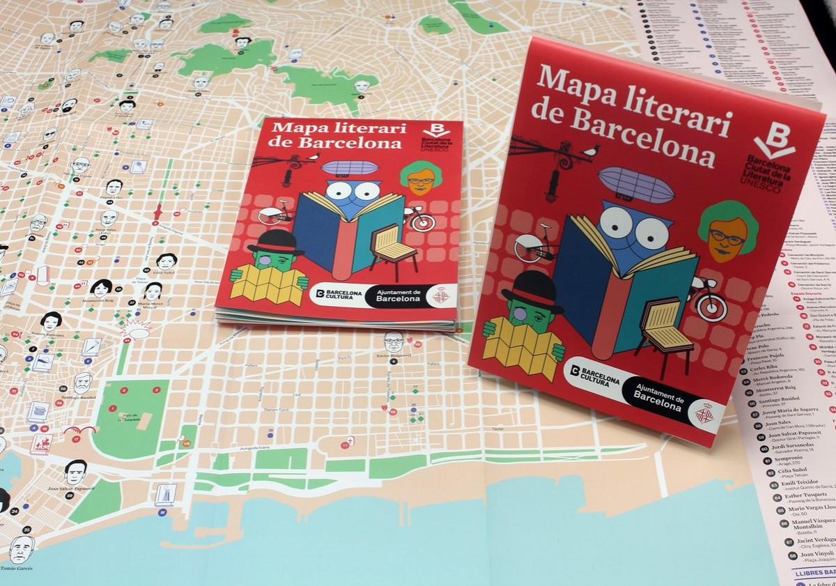 Mapa Literari Mapa De Vida Naciodigital