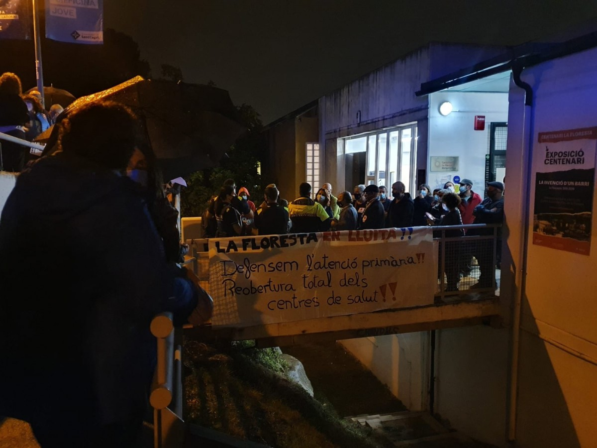 El govern de Sant Cugat, a favor de l'obertura total dels consultoris però demana posar fi a l'ocupació