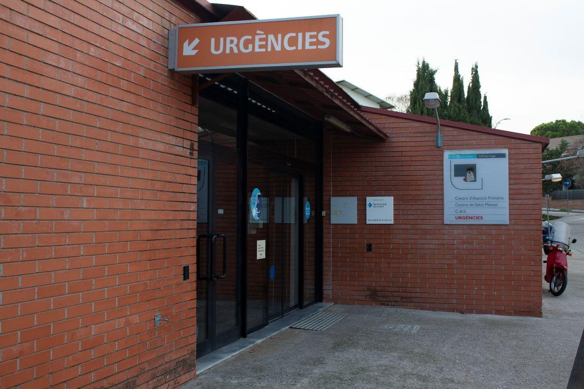 Els sanitaris dels CAP de Sant Cugat comencen a vacunar-se contra la Covid-19