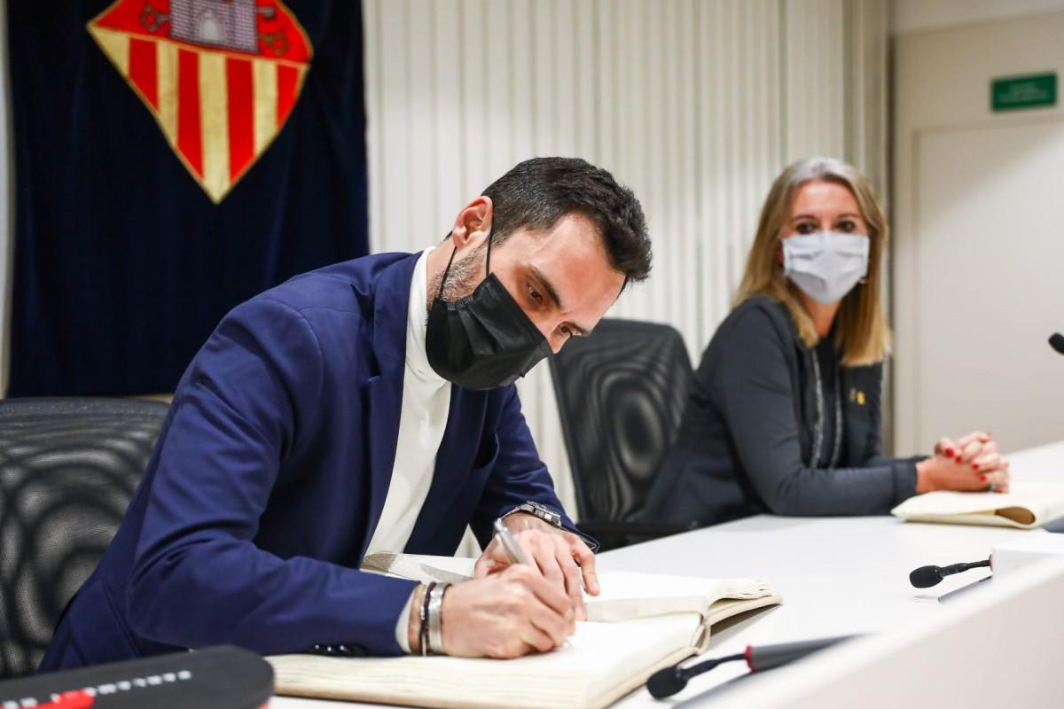 El president del Parlament apel·la a «recosir» Catalunya amb valors republicans