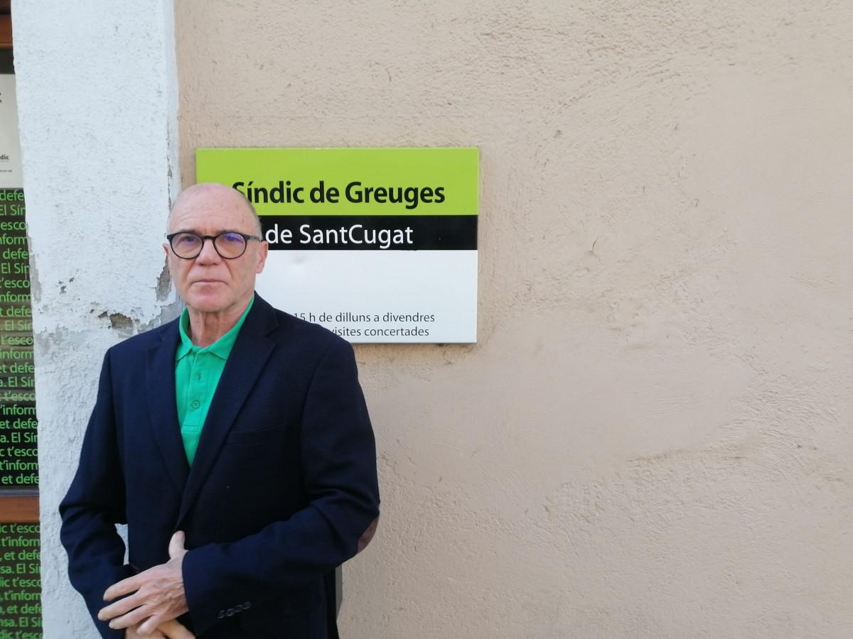 «El Síndic tracta les queixes dels ciutadans que l'Ajuntament no ha atès suficientment bé»