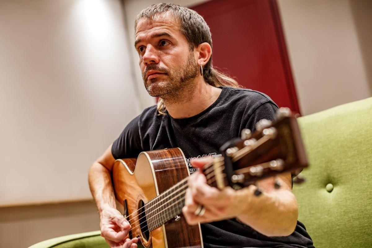 Cesk Freixas: «Ja fa temps que em preocupa la repressió, no és cosa d'ara»  | Enderrock.cat