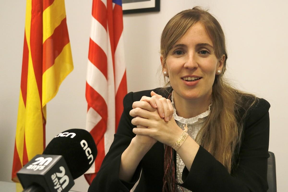 Victòria Alsina, exdelegada del Govern als Estats Units, serà la nova consellera d'Acció Exterior | NacióDigital
