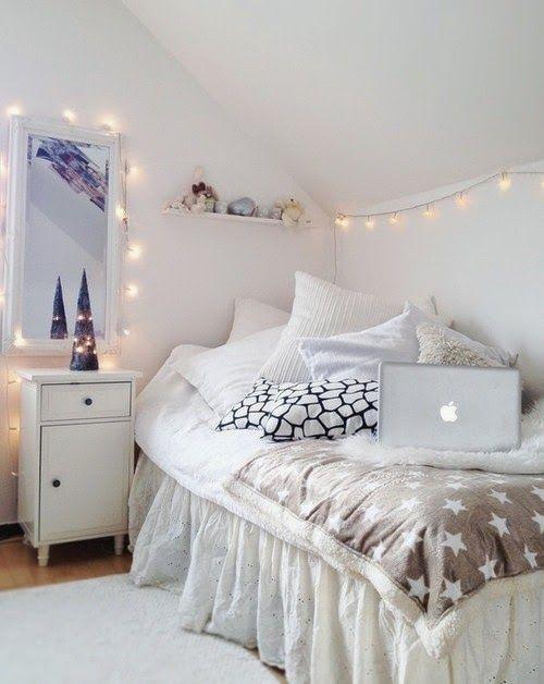 10 Trucos Para Tener Una Habitación Al Estilo Tumblr