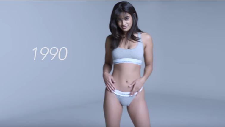 Así Ha Cambiado La Ropa Interior De Las Chicas En 100 Años